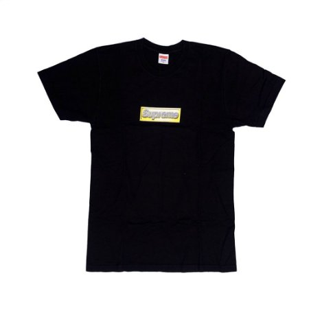 "SUPREME - Camiseta Box Logo Bling ""Black"""
