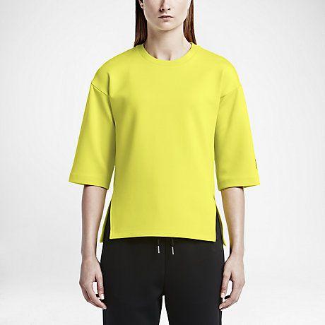 "NIKE - Camiseta Essentials Top ""Green"""