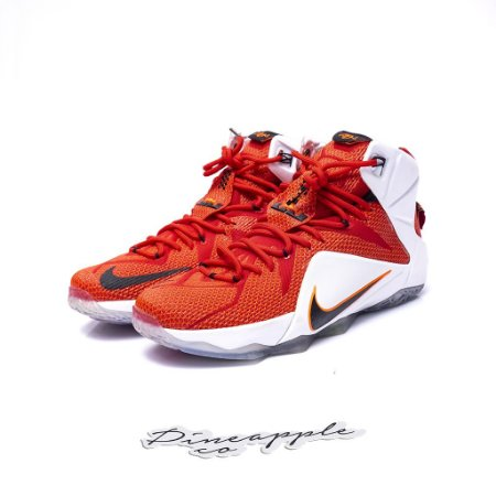 "Nike LeBron 12 ""Heart of a Lion"""