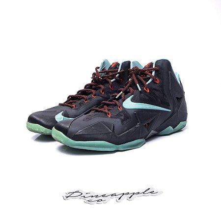 "Nike LeBron 11 ""Diffused Jade"""