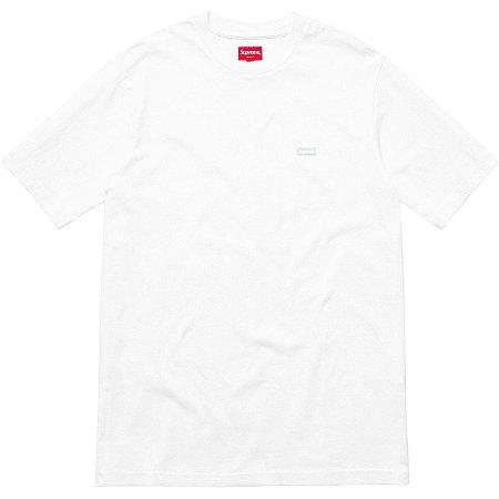 "SUPREME - Camiseta Reflective Small Box ""White"""