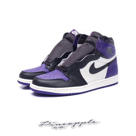 "Nike Air Jordan 1 Retro ""Court Purple"""