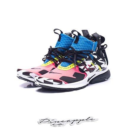"Nike Air Presto Mid x Acronym ""Racer Pink"""