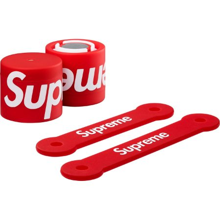 "Supreme x Lucetta - Luz para Bicicleta Magnetic Bike Lights ""Red"""