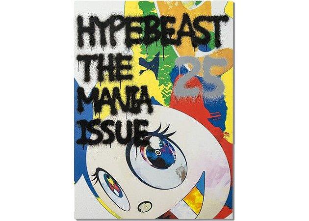 HYPEBEAST - Revista Takashi Murakami Issue 25: The Mania Issue Magazine Multi