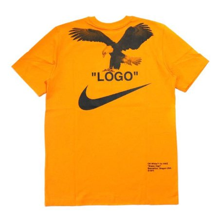 "Nike x Off-White - Camiseta NRG A6 ""Orange"""