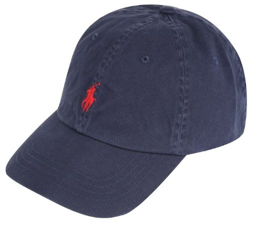 "Polo Ralph Lauren - Boné Baseball ""Navy"""