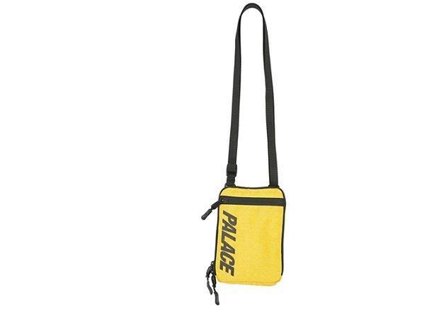 """PALACE -  Bolsa Body Sack """"Yellow"""""""