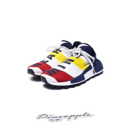 "adidas NMD Human Race x Pharrell x Billionaire Boys Club ""Multicolor"""