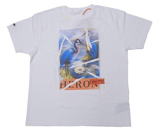 "HERON PRESTO - Camiseta Birds HypeFest ""White"""