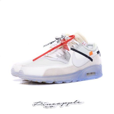 new concept af993 0e1ff Nike Air Max 90 x OFF-WHITE