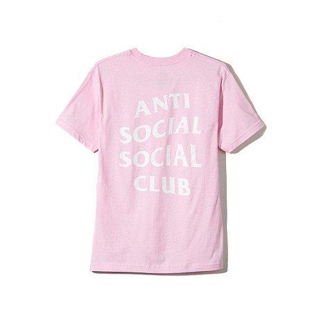 "ANTI SOCIAL SOCIAL CLUB - Camiseta Logo 2 ""Pink"""