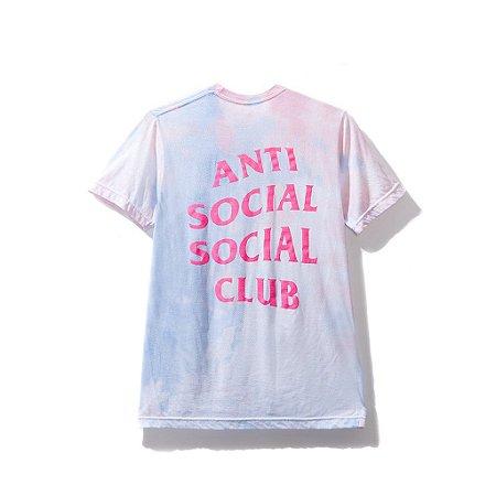 "ANTI SOCIAL SOCIAL CLUB - Camiseta LSD ""Coral"""