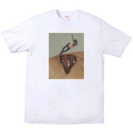 "SUPREME - Camiseta David Sims ""White"""