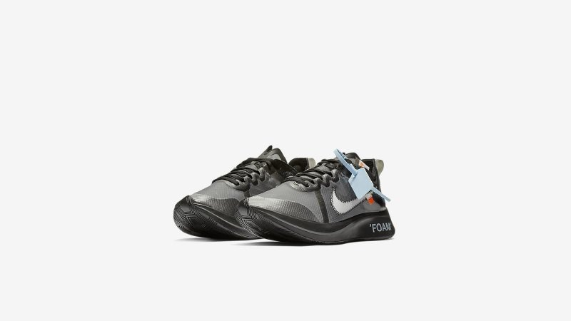 "ENCOMENDA - Nike Zoom Fly Off-White ""Black"""