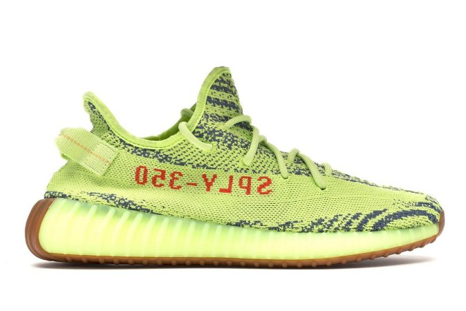 "PRÉ-VENDA - adidas Yeezy Boost 350 V2 ""Semi Frozen Yellow"""