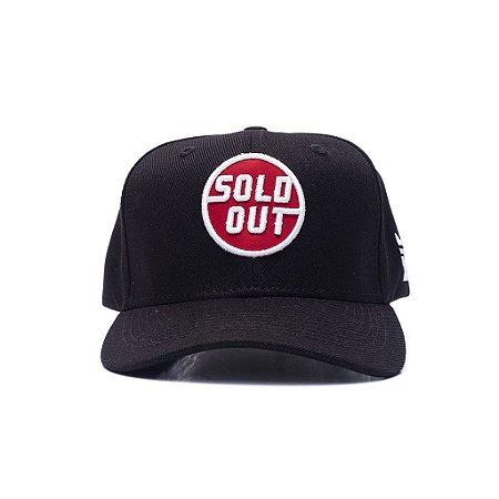 """Sold Out x Seven Brand - Boné """"Black"""""""