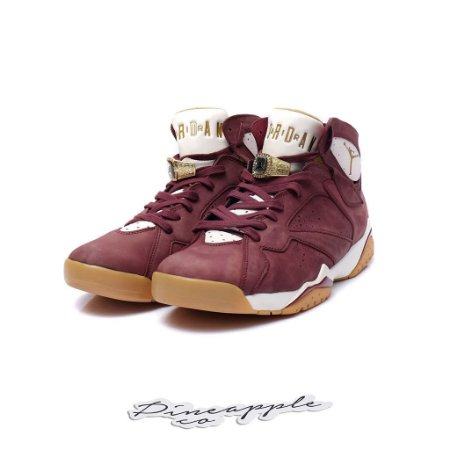 "Nike Air Jordan 7 Retro Championship Pack ""Cigar"""