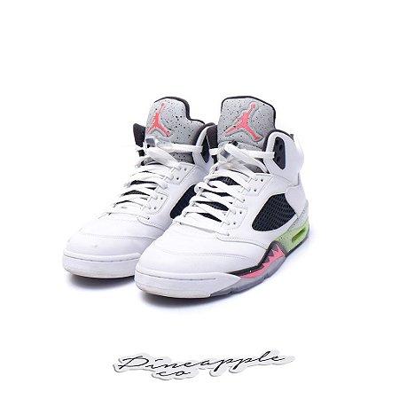 "Nike Air Jordan 5 Retro ""Poison Green"""