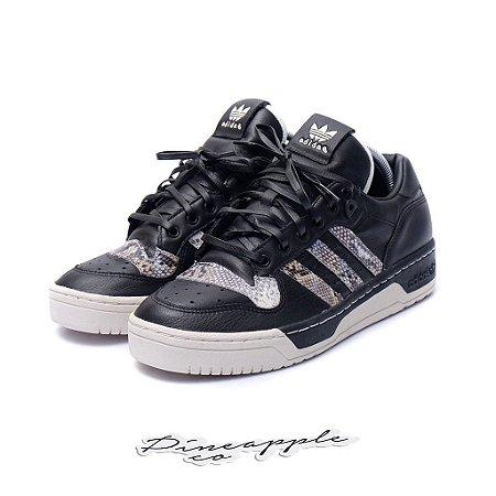 """adidas Rivalry Lo x UA & Sons """"Black"""""""