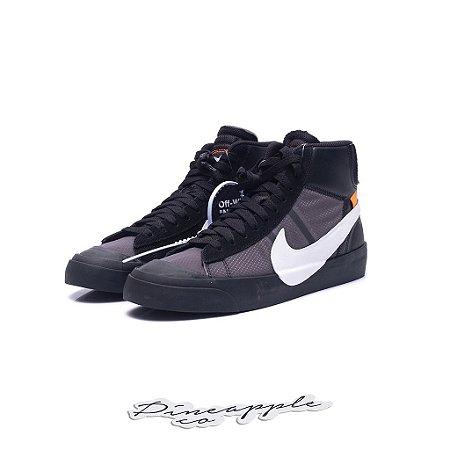 5490c77bb Nike Blazer Mid x Off-White