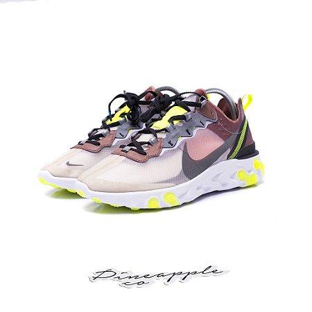 """Nike React Element 87 """"Desert Sand"""""""