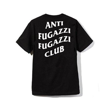 """YEEZY BUSTA - Camiseta Anti Fugazzi Club """"Black/White"""""""