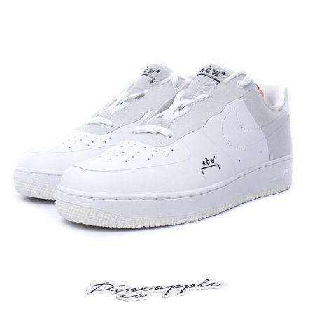 the best attitude 45f19 e2bfe Nike Air Force 1 Low A-Cold-Wall