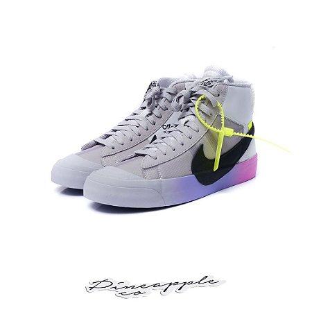 """Nike Blazer Mid x Off-White Serena """"Queen"""""""