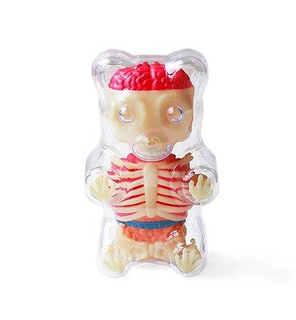 Jason Freeny -  Mini Gummi Bear Funny Anatomy