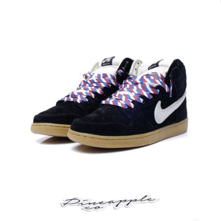"Nike SB Dunk High ""Barbershop"""