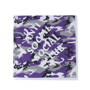 "ANTI SOCIAL SOCIAL CLUB - Bandana Camo ""Purple"""