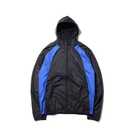 "NIKE - Jaqueta Air Jordan Windrunner ""Royal/Black"""