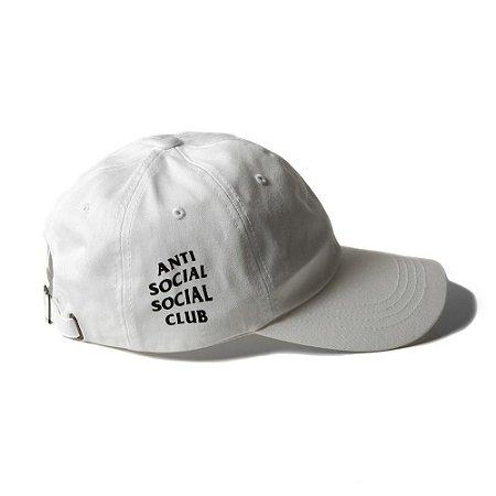"""ANTI SOCIAL SOCIAL CLUB - Boné Weird """"White"""""""