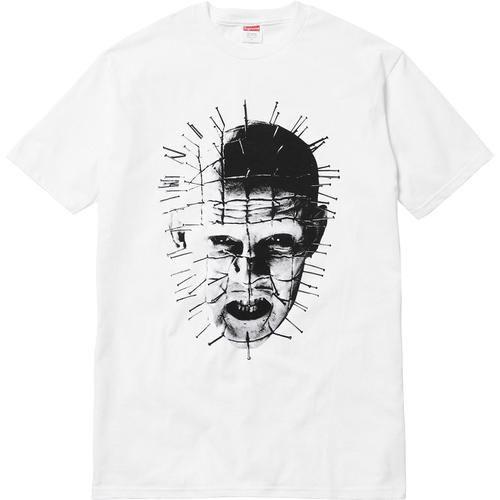 "Supreme x Hellraiser - Camiseta Pinhead ""White"""