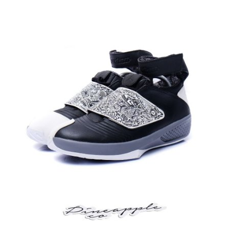 "Nike Air Jordan 20 ""Playoff/Oreo"""