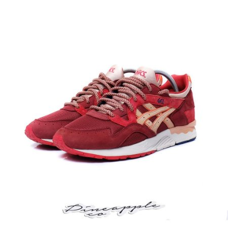 competitive price e0148 42c61 Asics Gel Lyte V x Ronnie Fieg