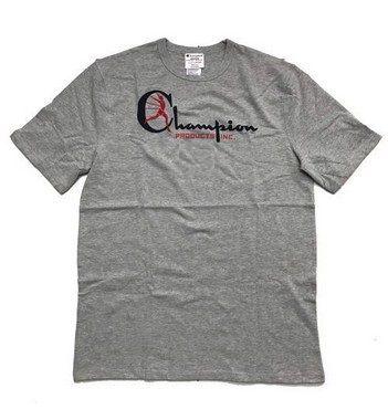 "CHAMPION - Camiseta Elevated Heritage ""Grey"""