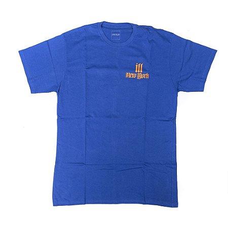 "12AMRUN - Camiseta New York ""Blue"""