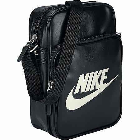 """NIKE - Bolsa Shoulder Bag Heritage """"Black"""""""