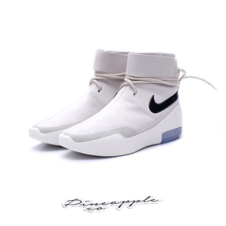 "Nike Air Fear Of God 1 Shoot Around ""Light Bone"" -NOVO-"