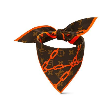 LOUIS VUITTON - Bandana Monogram Solar Ray