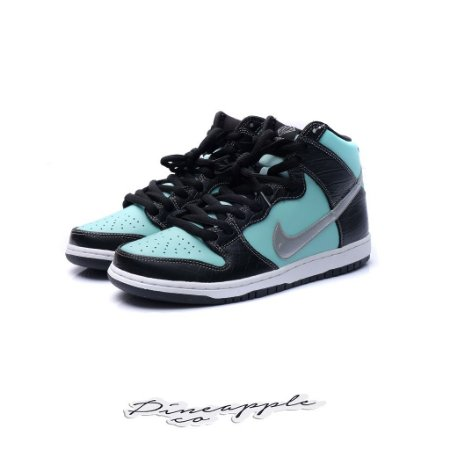 "Nike SB Dunk High Diamond Supply Co. ""Tiffany"" -NOVO-"