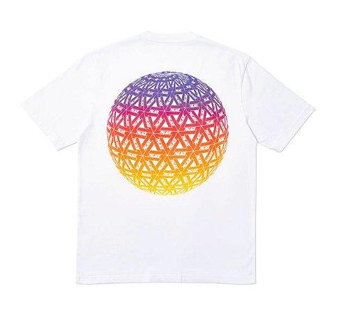 """PALACE - Camiseta Globular """"White"""""""