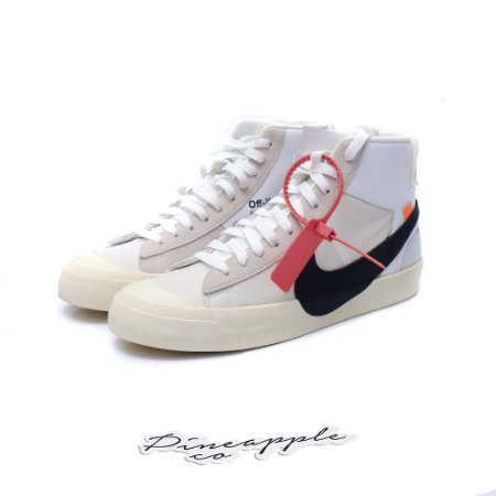 """Nike Blazer Mid x OFF-WHITE """"WHITE"""""""