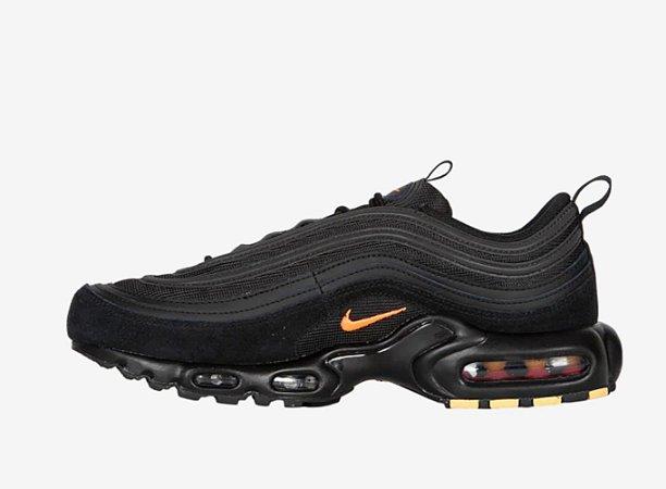 """ENCOMENDA - Nike Air Max Plus / 97  """"Black"""""""
