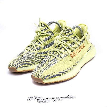 "adidas Yeezy Boost 350 v2 ""Semi Frozen Yellow"" (40,5 BR / 9 US)"