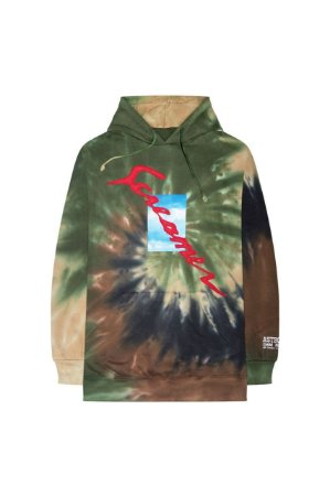 "ENCOMENDA - Travis Scott - Moletom Go For Rider ""Tie Dye"""