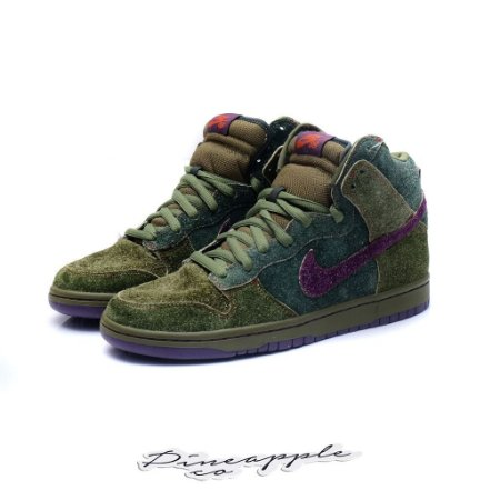timeless design 540c4 42b11 Nike SB Dunk High