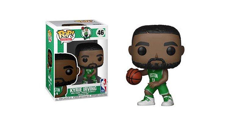 ENCOMENDA - FUNKO POP - Boneco Celtics Kyrie Irving #46